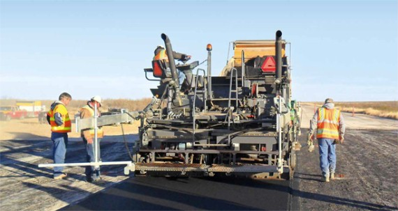 New VR 600-2 Extending Screed Is a Hit with Maximum Stability