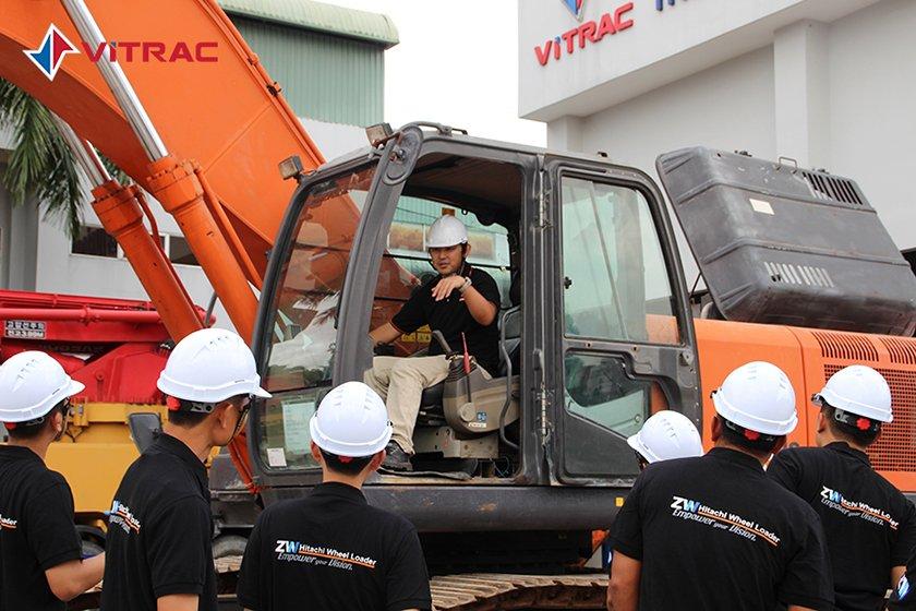 dịch vụ sửa chữa của vitrac